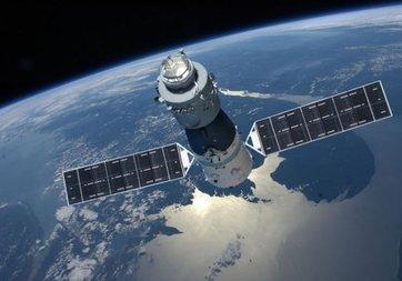 Çin'in uzay istasyonu Dünya'ya düşüyor!