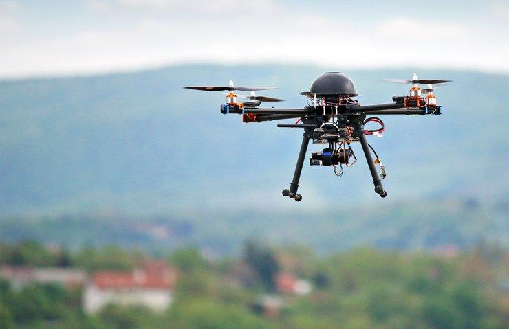 NADİR GÖRÜLEN DAĞ KEÇİSİ DRONE İLE GÖRÜNTÜLENDİ