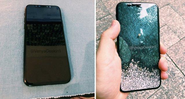 iPhone 7s, 7s Plus ve iPhone 8 tüm ihtişamıyla sızdı!