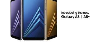 Samsung Galaxy A8 (2018) Avrupa'da satışa çıkıyor