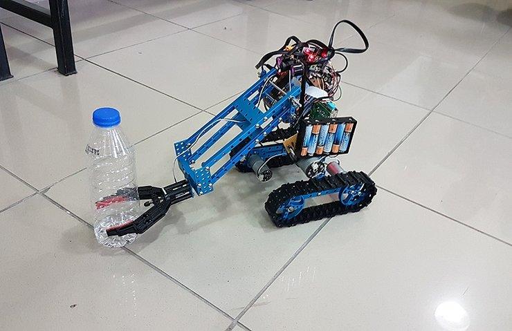 BOMBA İMHA ROBOTU GELİŞTİRDİLER