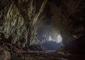 Mağaranın içini görenler şaşırdı