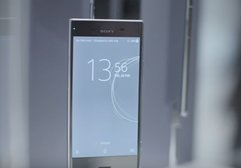 Sony Xperia XZ Premium resmi ön bakış videosu