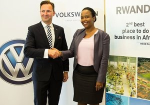 Volkswagen, Ruanda'da otomobil üretecek