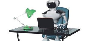 Robot sigortacılarla sekiz kat hızlı hizmet!