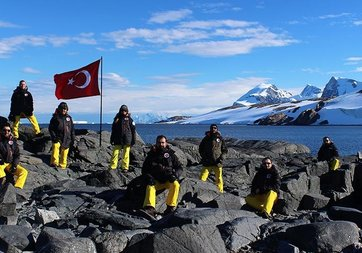 'Antarktika'daki Türk bilim üssünü 2-3 yıla açacağız'