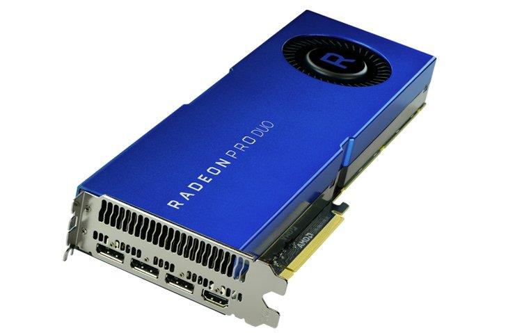 AMD RADEON PRO DUO DUYURULDU, İŞTE ÖZELLİKLERİ