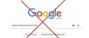 Google korsana dur! diyecek!