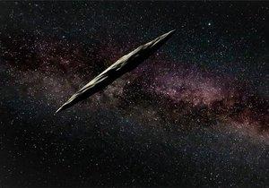 Oumuamua keşfedilen ilk yıldızlararası gök cismi oldu
