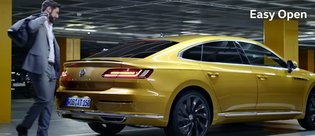Volkswagen Arteon'un ilk videosu yayınlandı!