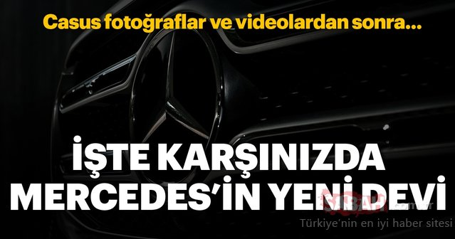 2020 Mercedes-Benz GLE tanıtıldı!