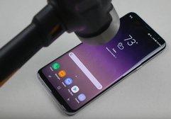 Samsung Galaxy S8+ çekiç darbelerine dayanıyor mu?