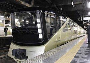 Japonların lüks trenini gördünüz mü?