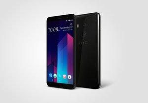 HTC U11+ ve HTC U11 Life'ın resmi görselleri