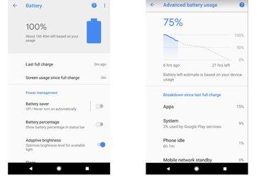 Google'ın pil uygulaması Play Store'daki yerini aldı