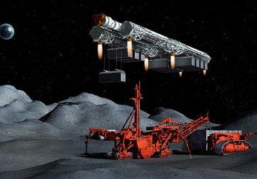 Analizlere göre dünyanın ilk trilyoner iş insanı bir uzay madencisi olacak