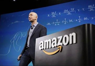 Amazon hisseleri rekor kırdı, Jeff Bezos arayı açtı