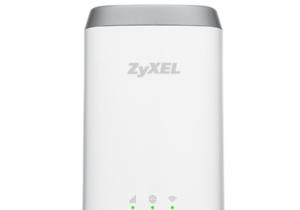 Zyxel LTE4506 HomeSpot Router fotoğrafları