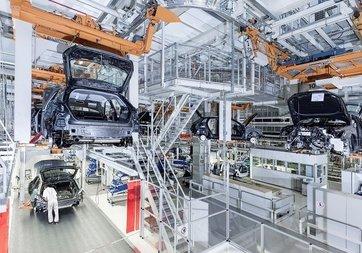 Almanya'da Audi tesislerinde arama yapıldı!