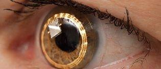 Sony, gözünüzdeki kontakt lens ile video çekebilmenizi istiyor