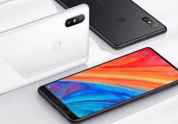 Xiaomi Mi Mix 2S tanıtıldı: İşte tüm detayları