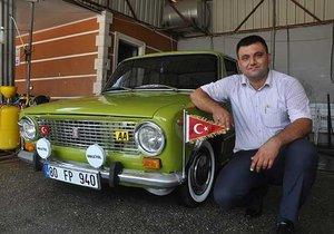 1973 model Hacı Murat'ı Bin TL'ye aldı 25 bin TL harcadı! Şimdi ise...