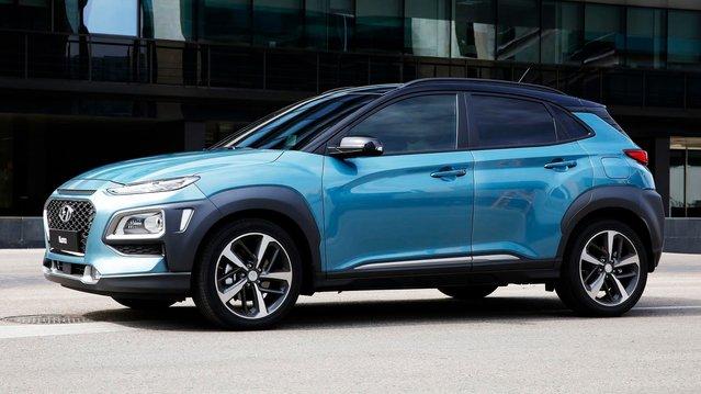 2018 Hyundai Kona fotoğrafları