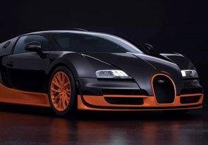 Transformers temalı Bugatti Veyron'u gördünüz mü?