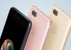 Xiaomi Mi A1 muhteşem görünüyor