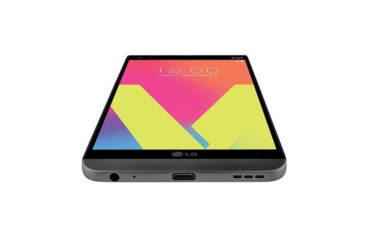 LG V20 (2 EKRAN VE 3 KAMERALI TELEFON)