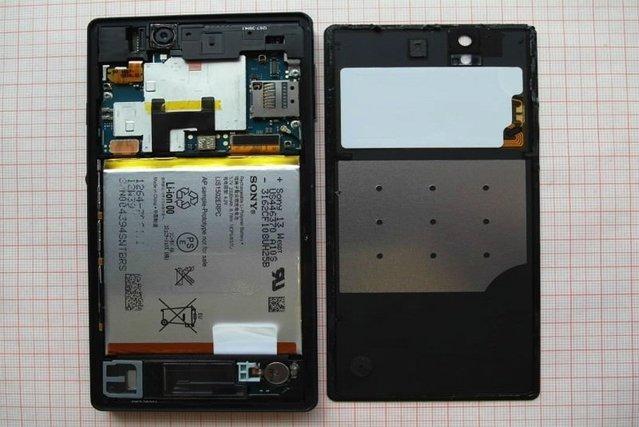 Sony Xperia Z mercek altında