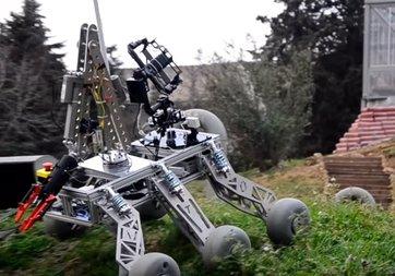 İTÜ Altınay aracı Mars çölünde yarışacak!