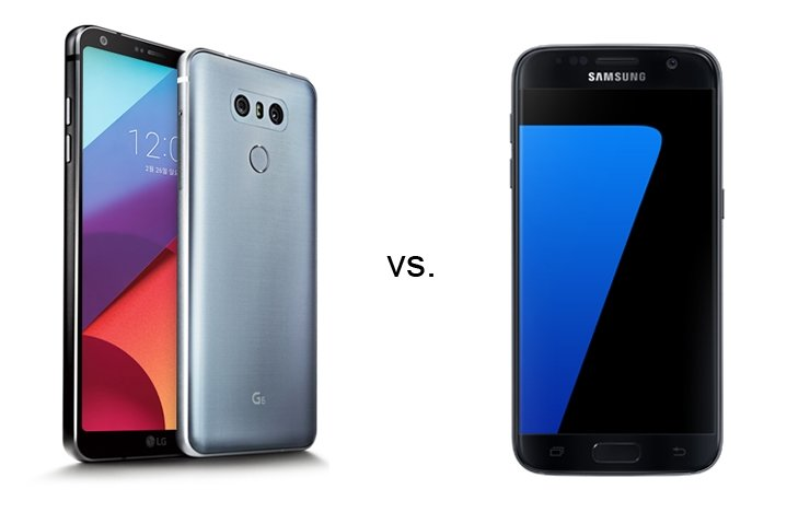 LG G6 MI GALAXY S7 Mİ?
