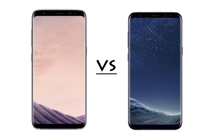 GALAXY S8 VS GALAXY S8+: FARKLARI NELER?