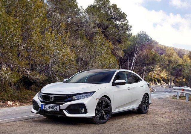 2017 Honda Civic Hatchback Türkiye'de, işte fiyatı
