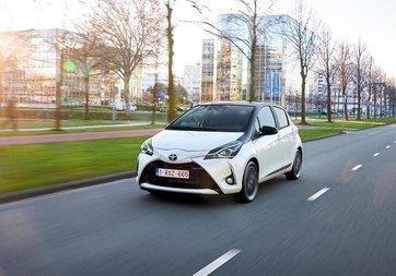 Yenilenen Toyota Yaris'in Türkiye fiyatı belli oldu