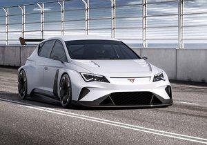 2018 Cupra e-Racer tanıtıldı