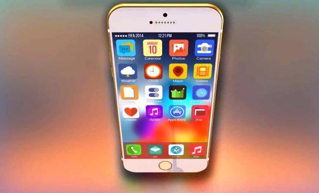 Çarpıcı iPhone 6 konsepti!