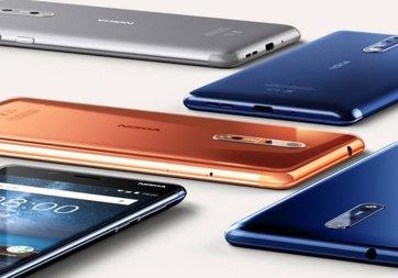 6 GB RAM'li Nokia 8 ortaya çıktı