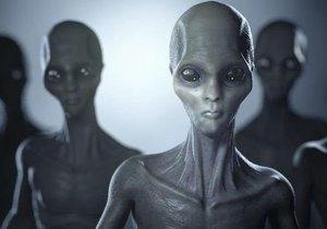 Adaya UFO düştüğü iddia edildi