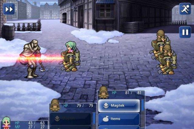 Final Fantasy VI nihayet Android'e geldi