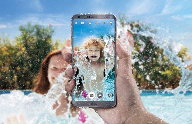 LG G6'NIN ÇIKIŞ TARİHİ NETLEŞTİ