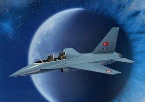Yerli uçak Hürjet'in tasarımı değişiyor