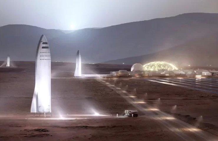 SPACEX, MARS UZAY GEMİSİNİN TESTLERİNE BAŞLIYOR