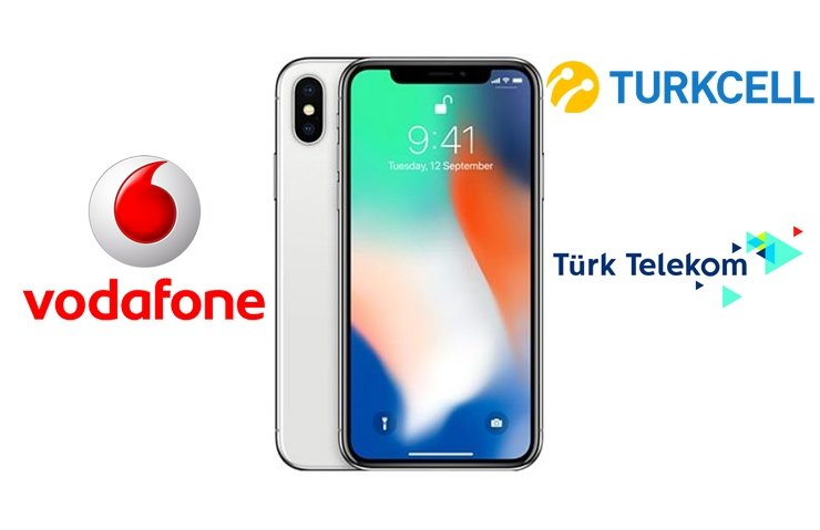 İPHONE X GSM OPERATÖRÜ TEKLİFLERİ 10 BİN TL'Yİ AŞIYOR