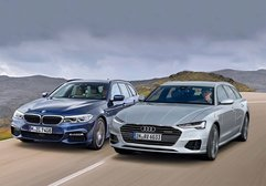Audi, BMW'ye karşı