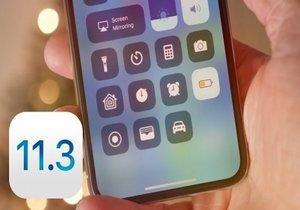 iOS 11.3 sonunda yayınlandı! Neler getiriyor?