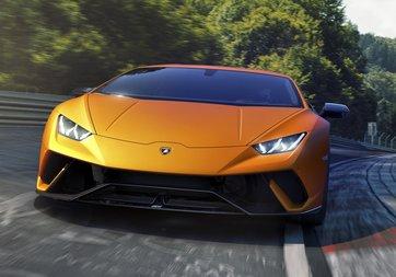 Lamborghini 2018 Paris Motor Show'a katılmıyor