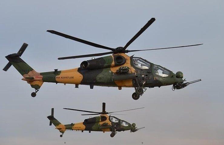 ATAK helikopteri için yeni hamle! Tamamen yerli...