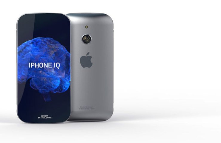 iPhone IQ konsepti görenleri şaşırtıyor